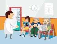 umówienie wizyty z lekarzem